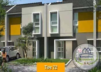 Dijual Rumah Kembang Pare Residence Bandung