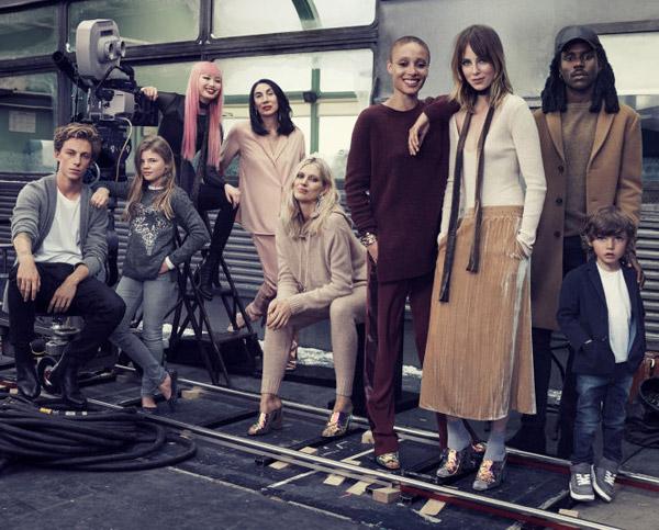 H&M colección fiesta Navidad 2016