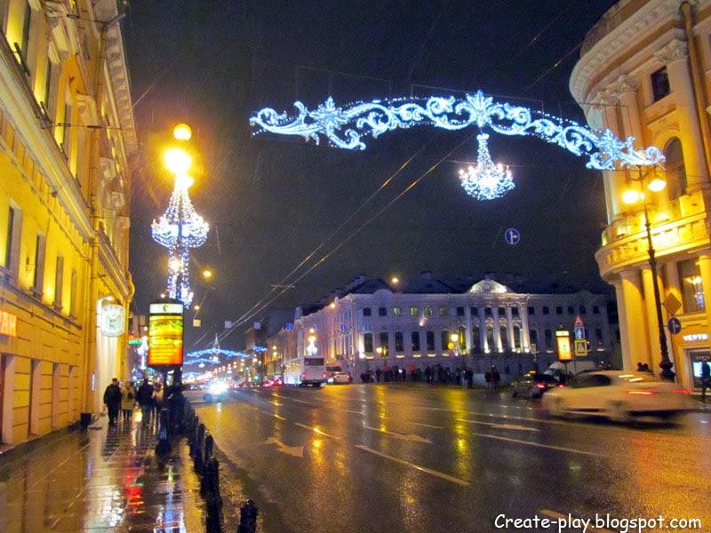 Невский проспект Петербург