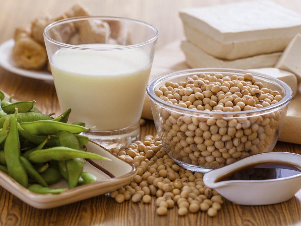 soy, soy milk