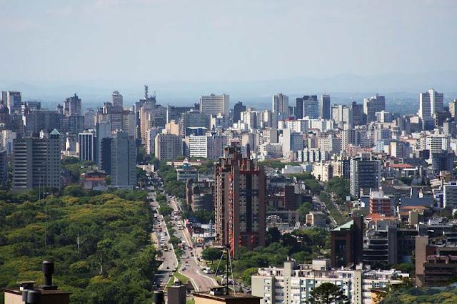 2- Porto Alegre (RS): 1.500.000