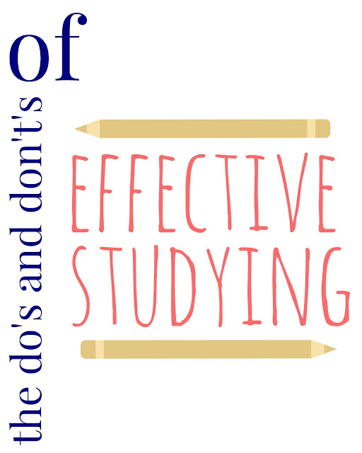 The Do S And Don T S Of Effective Studying The Vcg Blog