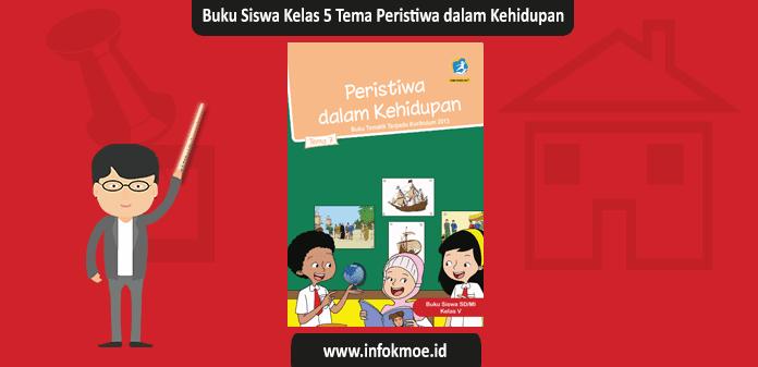 Buku Siswa Kelas 5 Tema 7 Peristiwa dalam Kehidupan K13 Revisi