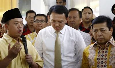 Sejumlah Komisaris BUMN Pendukung Jokowi Gabung Tim Ahok