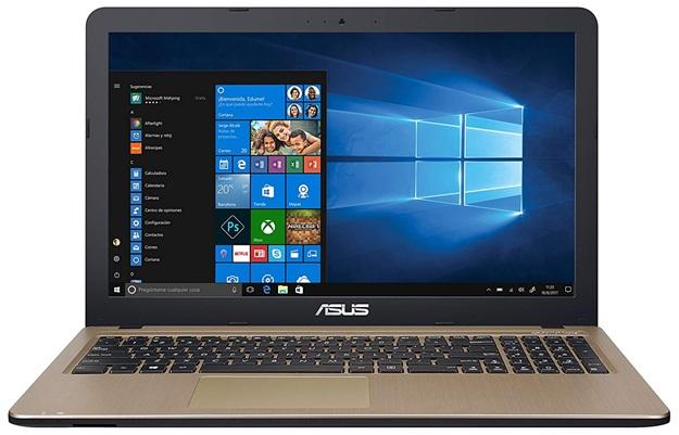 ASUS VivoBook D540NA-GQ059T: análisis