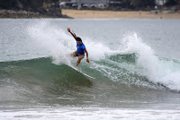 11 Johanne Defay australian open of surfing 2017 foto WSL Ethan Smith