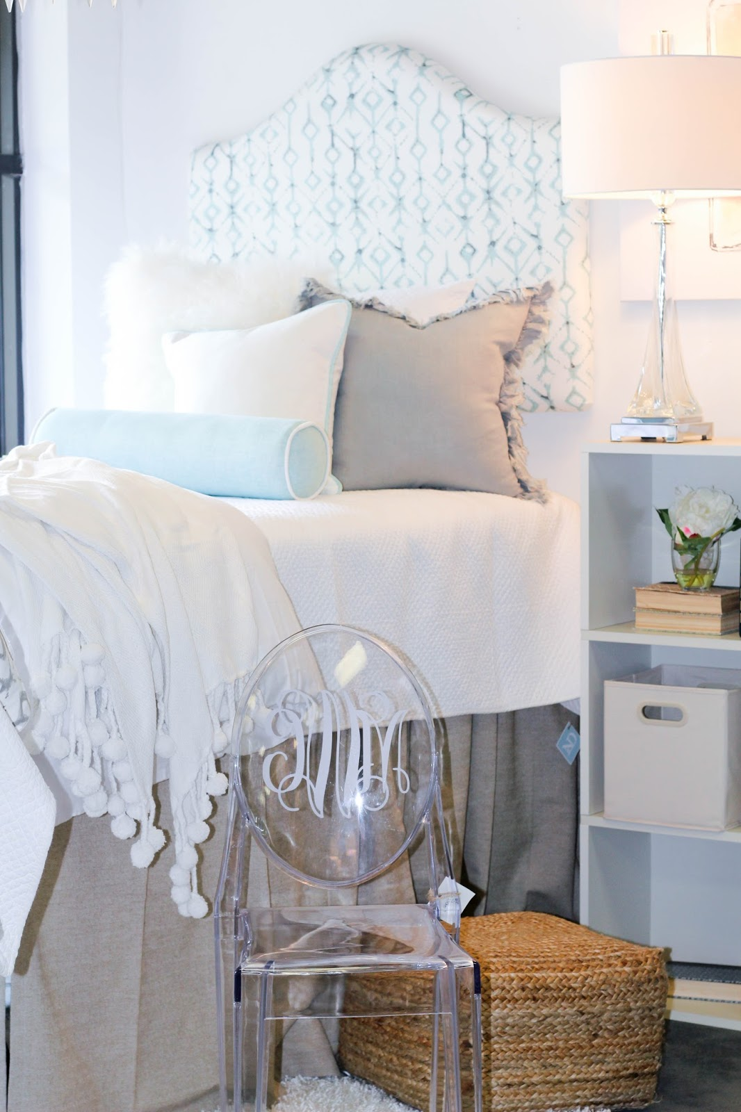 Prep In Your Step: Dorm Room Design with Not Just Dorms