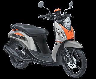 Yamaha Fino Sporty