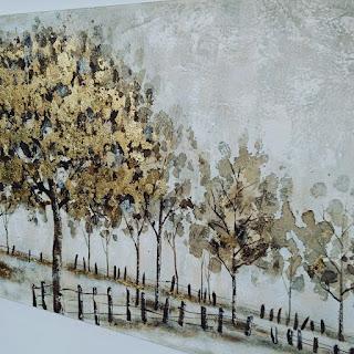 הגלריה המקסיקנית המקום לעיצוב הבית - תמונת עצים