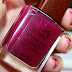 NOTD | Avon Glow - Plush Berry