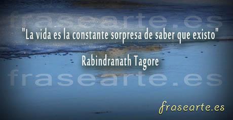 Citas célebres de Rabindranath Tagore