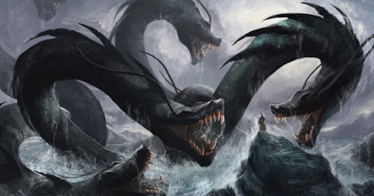 President Trump vs. the Hydra: The Fight for OUR Lives!