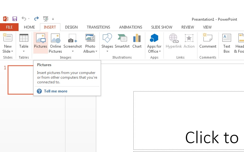How to Remove Photo Background in powerpoint 2013