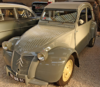 Bertoni's iconic 2CV remained in production for 42 years, with sales topping five million