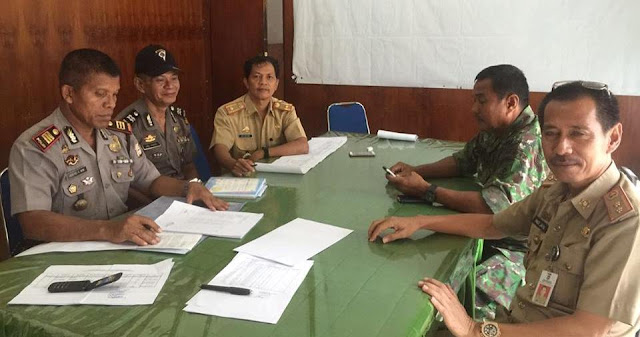 Dukung Upsus Jagung, Polres Palopo Kawal 500 Hektar