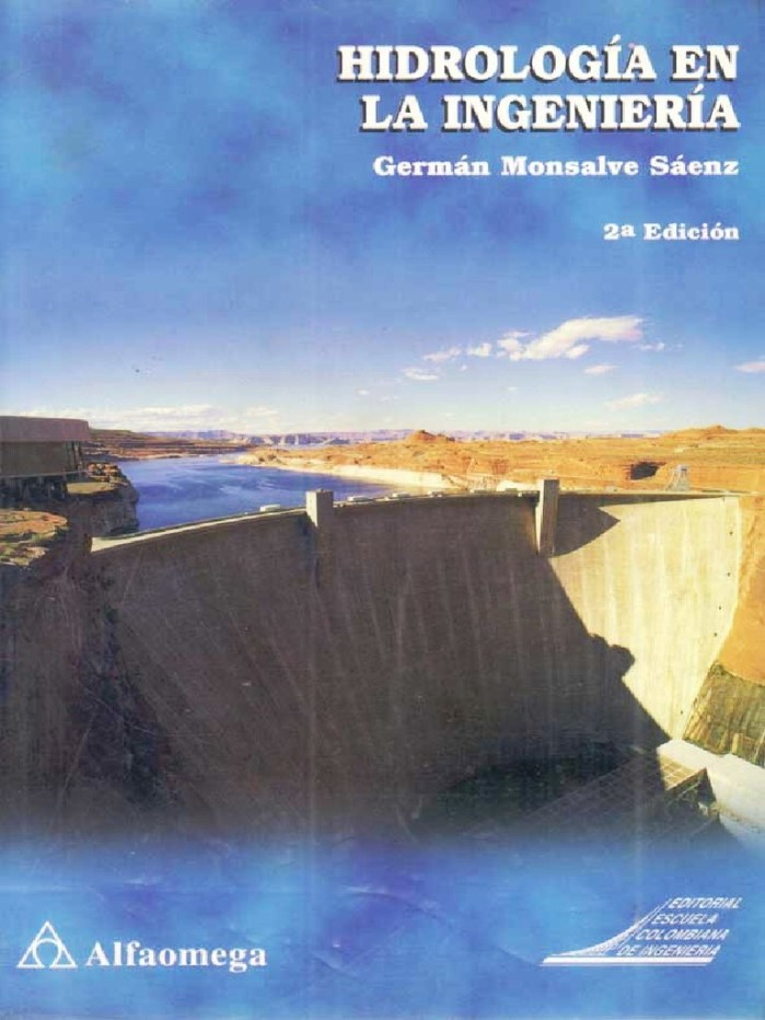 Hidrología en la Ingeniería, 2da Edición – Germán Monsalve Sáenz