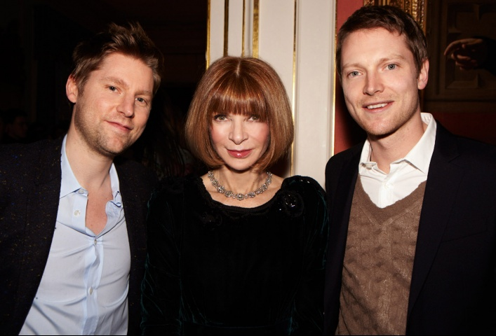 Christopher Bailey & Simon Woods