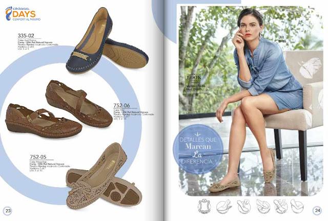 zapatos con diseños y plataforma