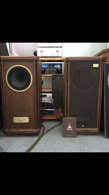 Loa Tannoy Stirling (GR) Prestigate - Made in United Kingdom