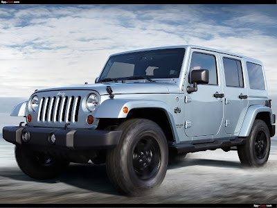 2012 Jeep Wrangler Arctic | Jeep Autos Spain
