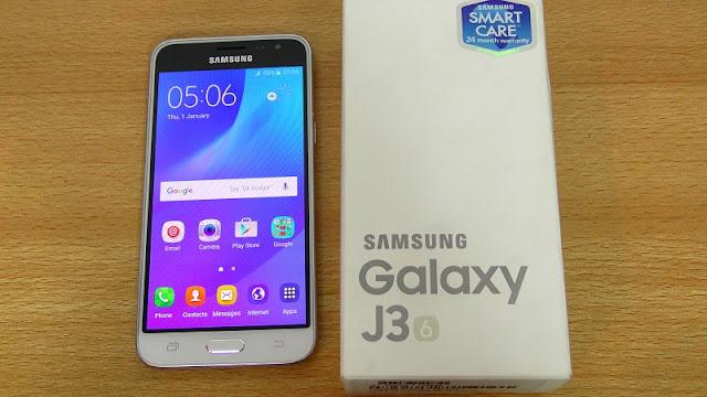Samsung Galaxy J3 (2016) Harga Dan Spesifikasi