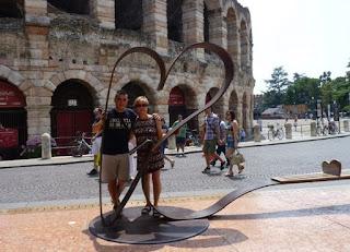 El Arena de Verona.