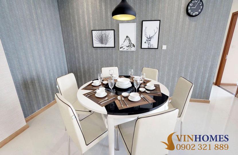 Vinhomes Central Park cho thuê bao phí căn hộ 3PN tầng cao L4 - hinh 4