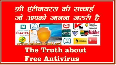 The Truth about Free Antivirus