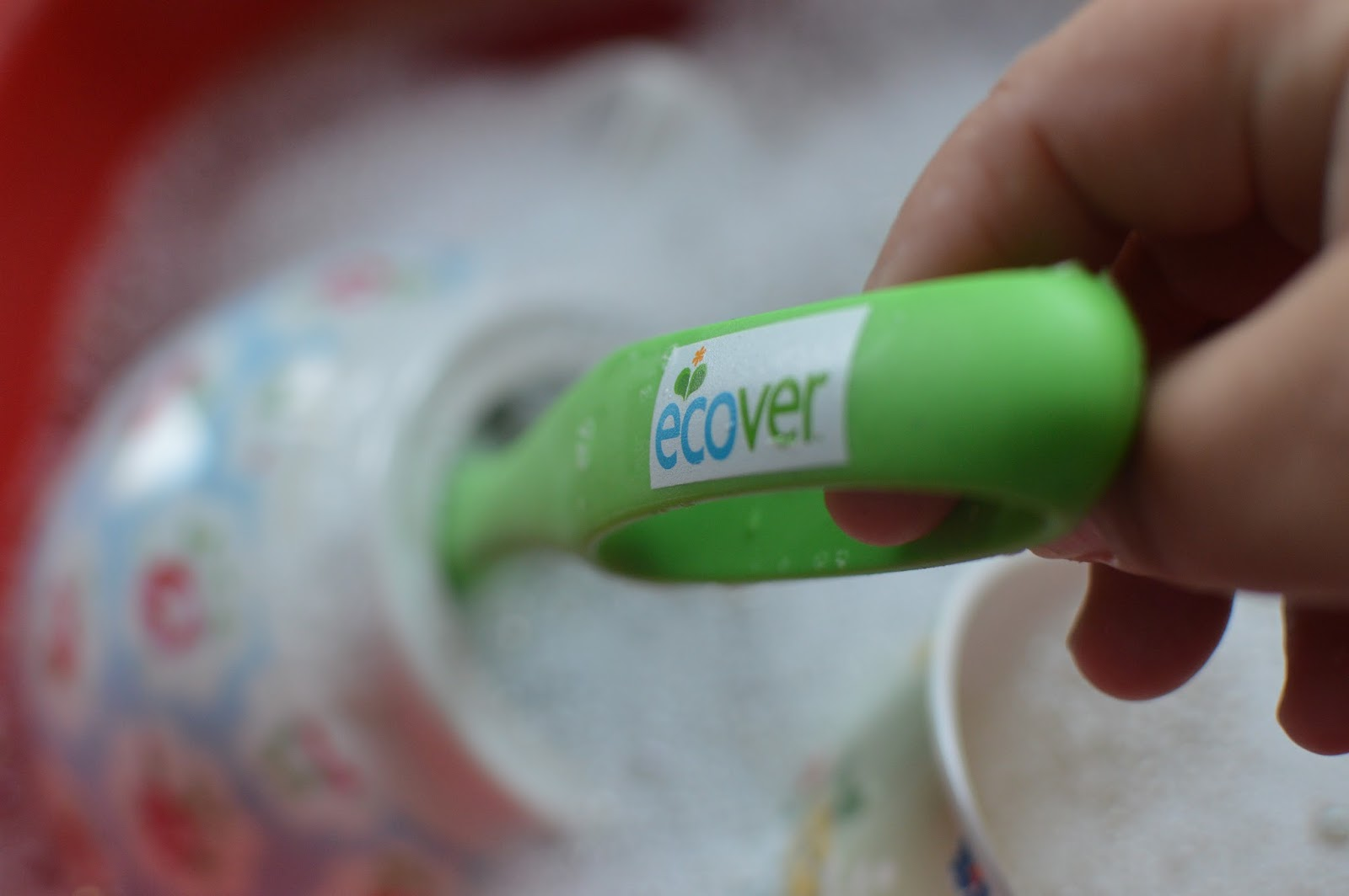 , Ecover- Being Green and Clean
