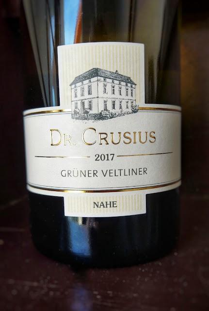 Veltliner vom Weingut Dr. Crusius