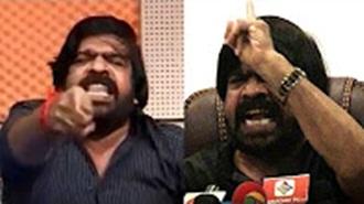 TR Angry speech on Jallikattu issue