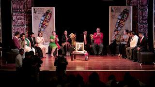 Festival Internacional de Poesía Contemporánea de San Cristóbal de las Casas Rafael Courtoisie