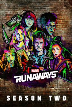 Marvel Runaways 2ª Temporada Torrent – WEB-DL 720p/1080p Dual Áudio