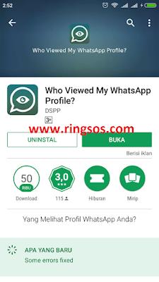 cara mengetahui whatsapp orang lain