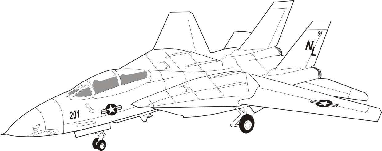 Aviones De Guerra Para Colorear Imagui