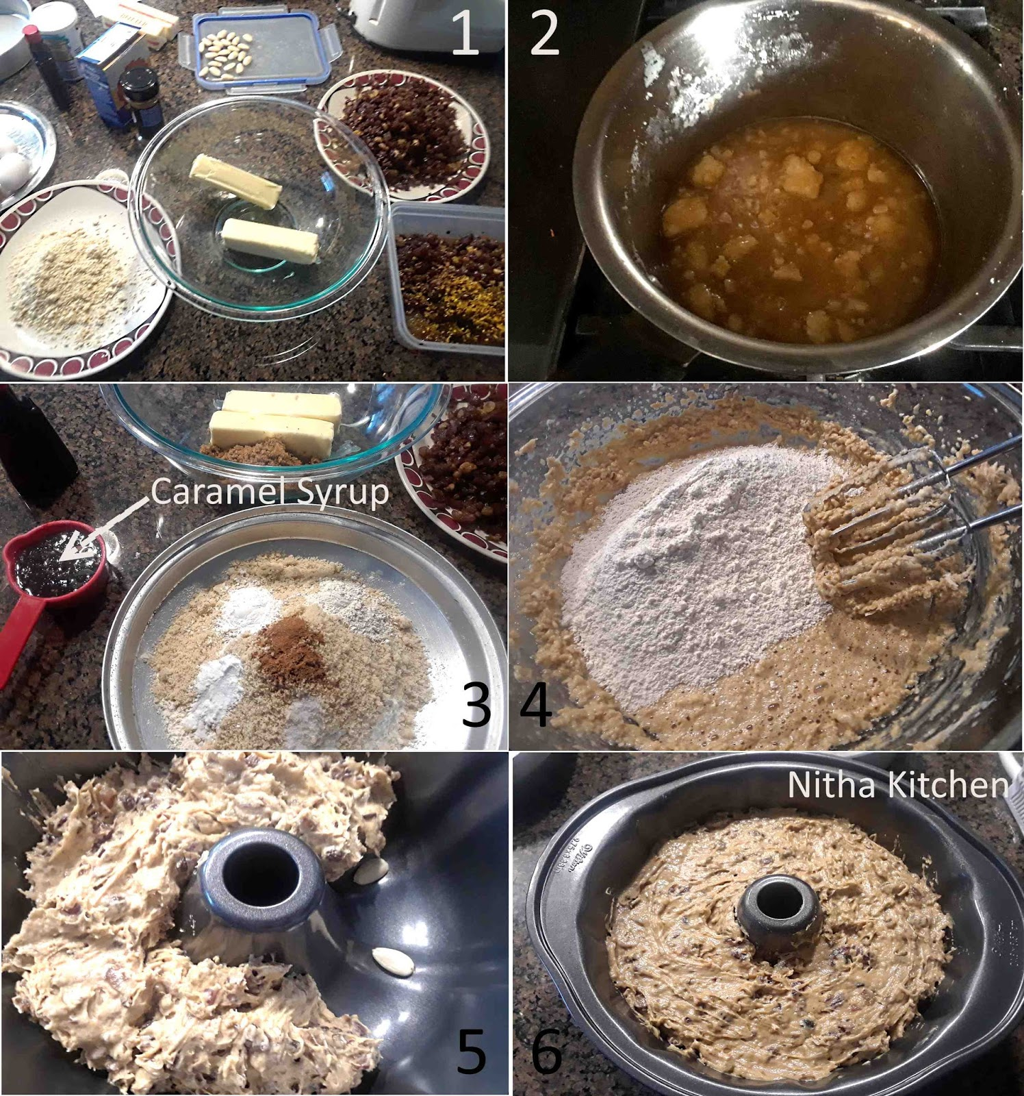 Ingredients Needed To Bake A Cake From Scratch