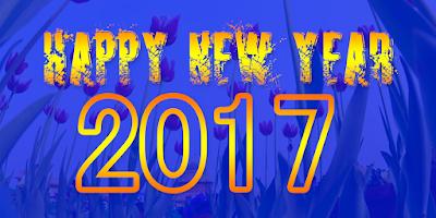 Happy New Year ecards 2017