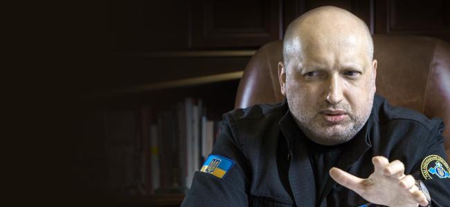 Турчинов: Згадати все. Анексія Криму і початок війни на Донбасі
