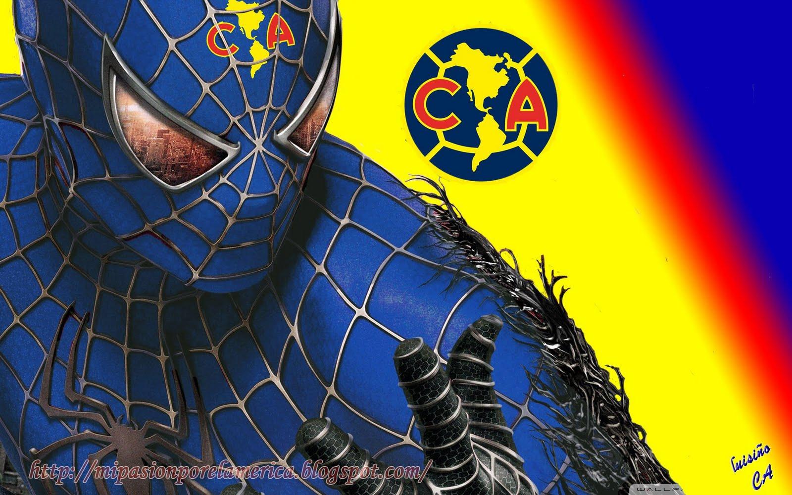Mi Pasion Por el America: Wallpaper de Spiderman