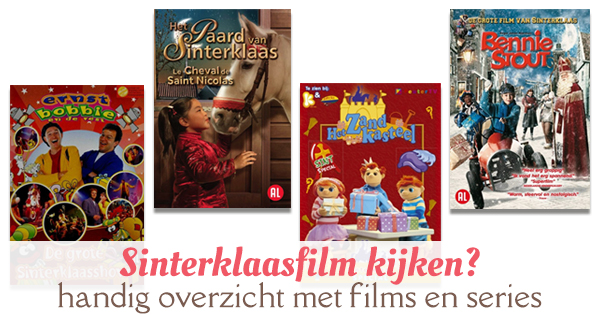 Sinterklaasfilm kijken