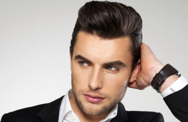 Model Rambut Pompadour Source Diego Com