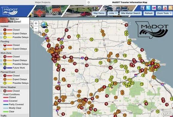 Tony\'s Kansas City: TKC MUST SEE!!! SHOW-ME I-70 HOT MESS WORSENING ...
