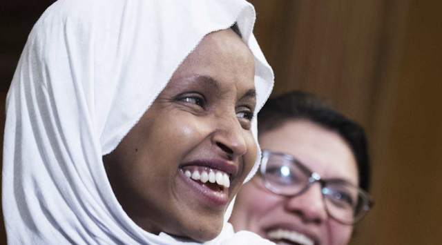 Omar Refuses To Condemn Gays Being Stoned To Death Under Sharia Law, Violence Against Israel From Hamas