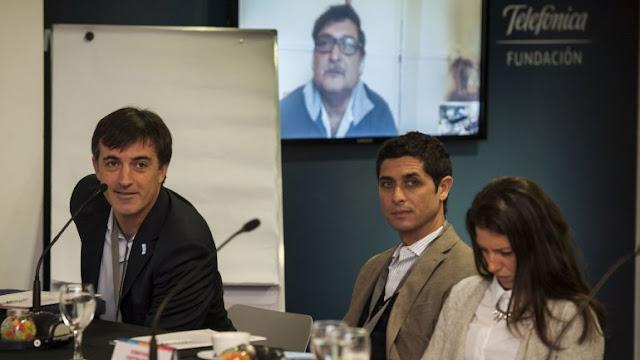 tecnologia en las escuelas argentinas bullrich