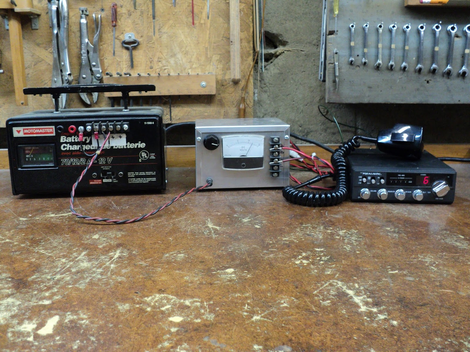 Cb Radio Mixer Wiring - Experience of Wiring Diagram on