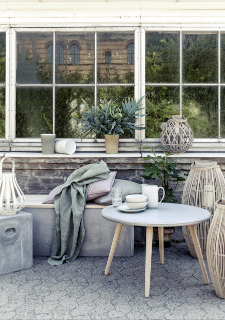 Does the Scandinavian style have a place in the garden?