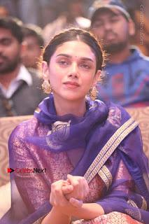 Aditi Rao Hydari Stills in Lehenga Choli at Cheliyaa Telugu Movie Audio Launch Event  0057.JPG