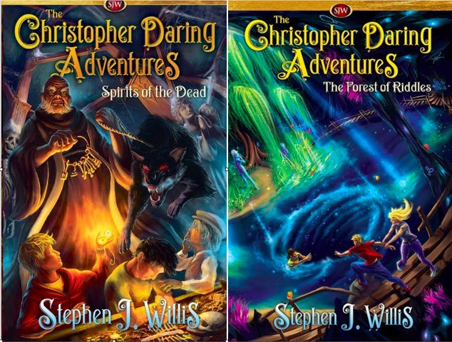 The Christopher Daring Adventures - BUY NOW