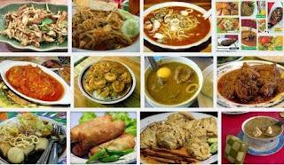 Gambar Menu Sahur  Puasa Ramadhan Tradisional