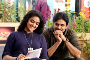 Pawan Kalyan Baatasari or Agnathavasi ? ( New Movie)